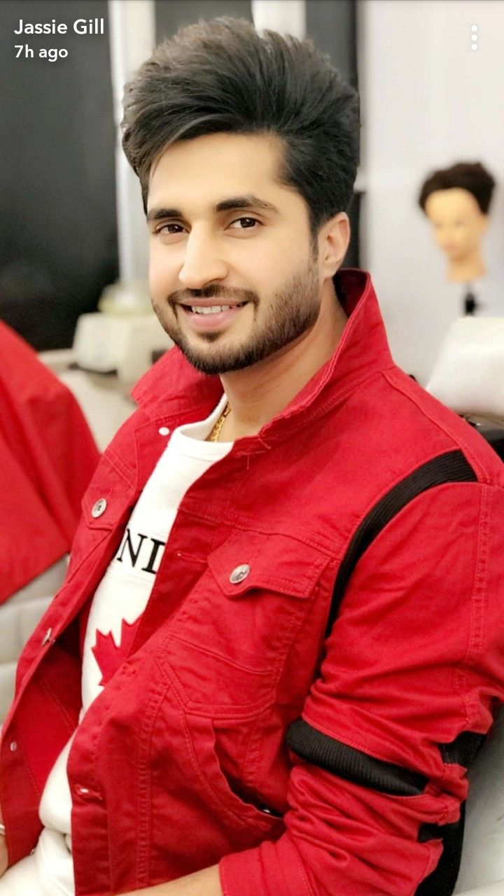 Jassie  Jassi gill hairstyle, Beautiful bollywood actress