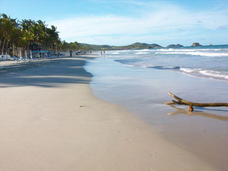 Playa el Agua Isla Margarita (Venezuela)