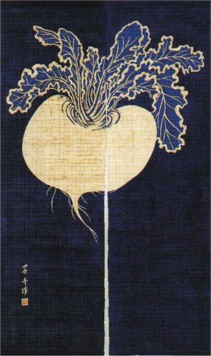 Japanese Noren Curtain Hangings