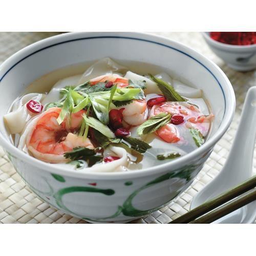 Vietnamese prawn soup recipe - By Australian Women's Weekly, A fragrant…