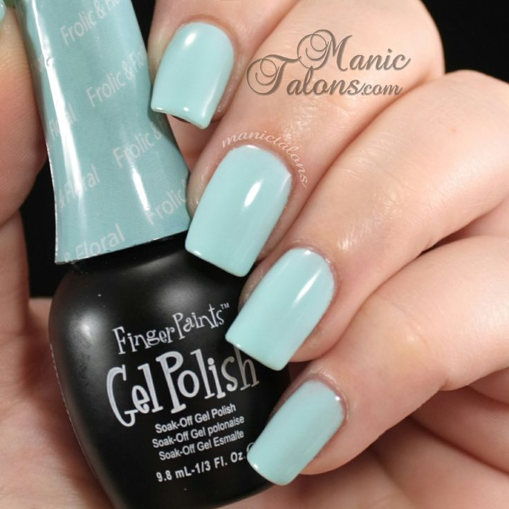 Sensationail Color Gel Polish Blue Yonder by nailene #20