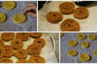 Chakli is a deep fried snack made from rice flour, gram flour, wheat flour or a mixture of lentil flours. they are also known as Murukku in South. chakli or chakri are made as a snack in Maharashtra and Gujarat. there are many versions of making chakli. Today we are sharing a family recipe of instant chakli. you will need...  Read More