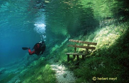 The Green Lake or Grüner See is a lake in Austria