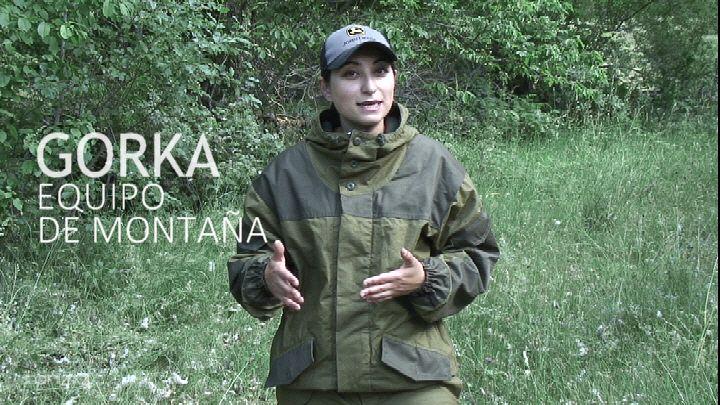 #ani4x4 #Review revisión equipo táctico de montaña supervivencia o #bushcraft #Gorka 3 #Костюм #Горка ani4x4
