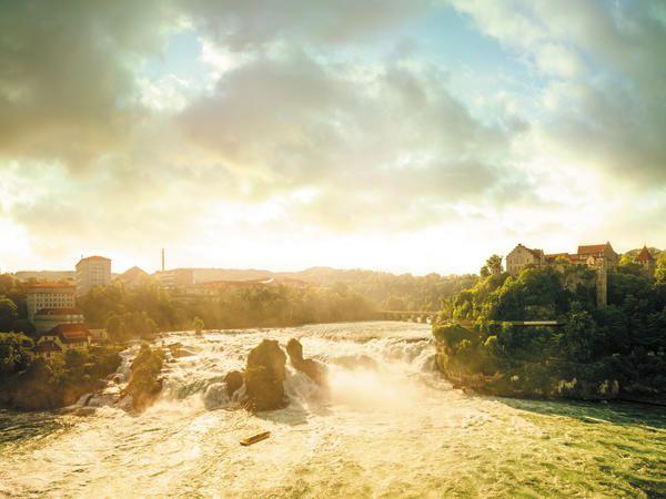 Chutes du Rhin – la plus grande chute d'eau d'Europe | zuerich.com