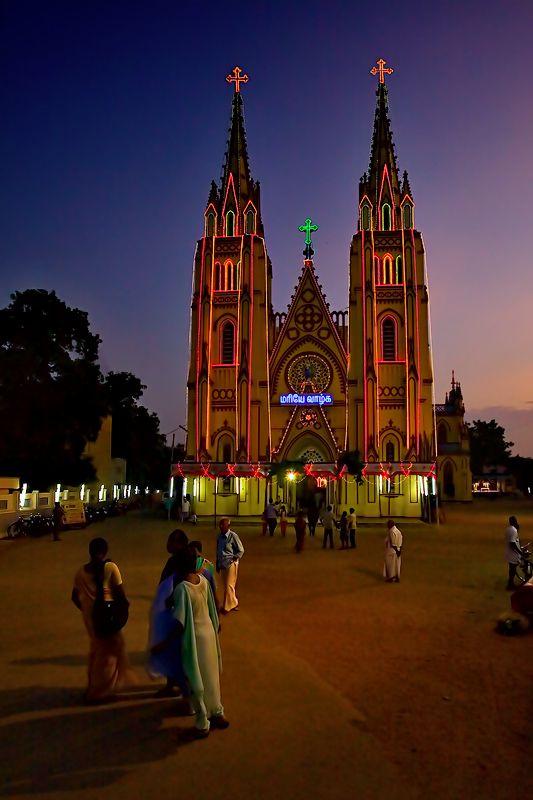 Christmas at Madurai - Madurai, Tamil Nadu