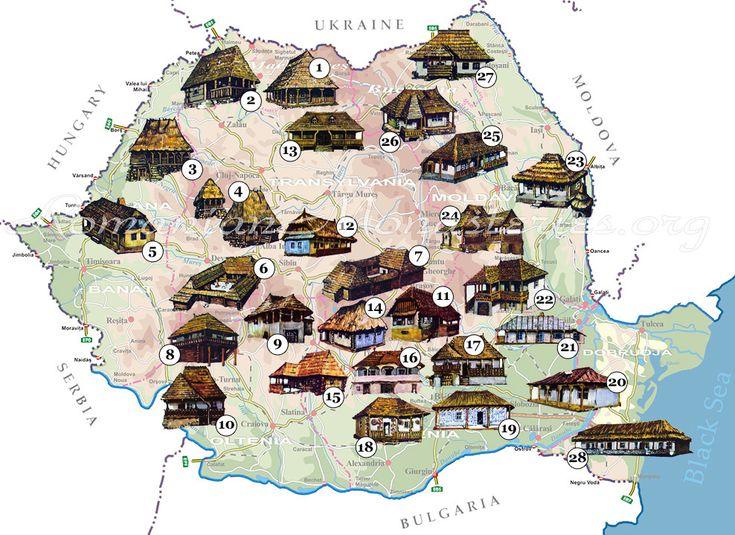 1. Bogdan Vodă (Maramureș) 2. Moișeni (Satu Mare) 3. Alejd (Bihor) 4. Sălciua (Alba) 5. Chereluș (Arad) 6. Cîmpu lui Neag (Hunedoara) 7. Bran (Brașov) 8. Curtișoara (Gorj) 9. Măldărești (Vâlcea) 10. Plopi (Mehedinți) 11. Cuciulata (Brașov) 12. Rădești (Alba) 13. Șanț (Bistrița-Năsăud) 14. Viștea (Brașov) 15. Moșoaia (Argeș) 16. Stănești (Argeș) 17. Trăisteni (Prahova) 18. Cobia de Sus (Dâmbovița) 19. Periș (Ilfov) 20. Dragalina (Ialomița) 21. Rușețu (Buzău)