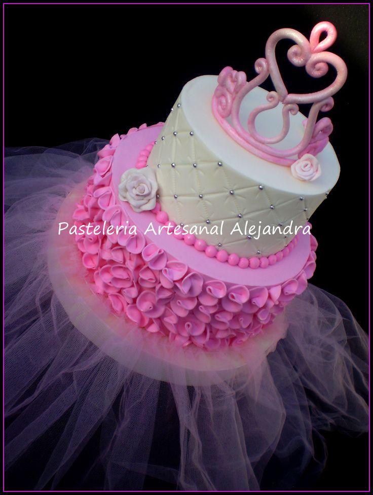 cake princesa