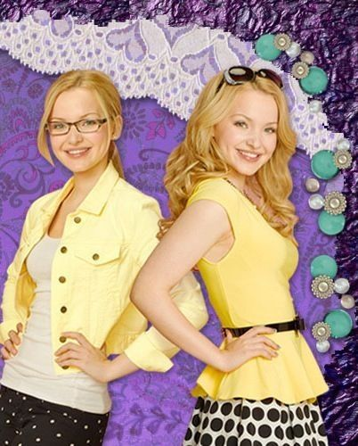 dove cameron play both liv and maddie