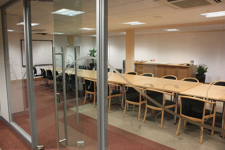 Boardroom at Carrwood Park with all the necessary equipment to hold your meeting