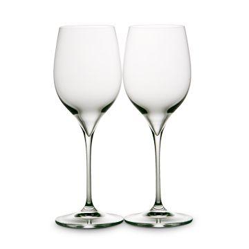 リーデル/グレープシリーズ ヴィオニエ/シャルドネ ペアセット 10500yen 優美なデザインがテーブルを美しく演出するワイングラス