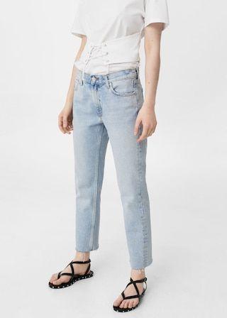 Straight jeans sayana -  Damen | MANGO