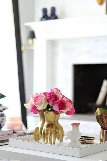 Shop Candelabra Arteriors Piedmont Vase via Bliss at Home