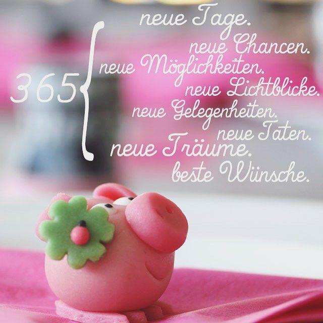 Von guten Vorsätzen, die eigentlich keine guten Vorsätze sind. Mehr dazu jetzt auf dem Blog. Ich wünsche Euch ein frohes neues Jahr!
