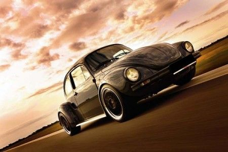 COOL OR CRAZY? Custom Bugster Made From Beetle And Porsche Parts