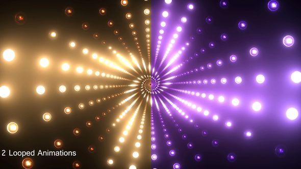Buy Lights Tunnel VJ Loop by HK_graphic on VideoHive  4K stage