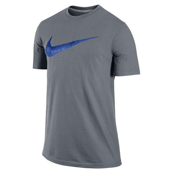 Men's Nike Swoosh Logo Tee,