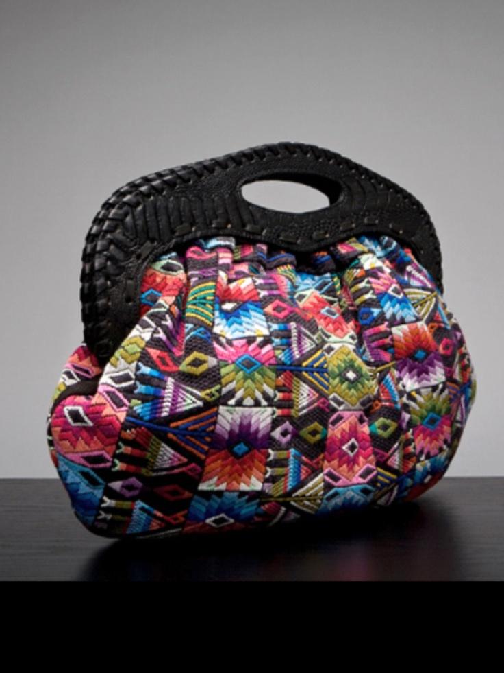 Guatemalan purse