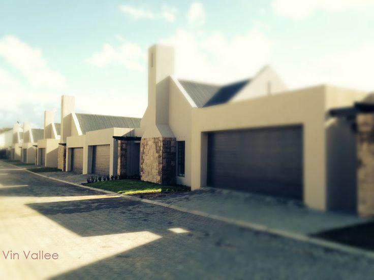Similar Cape Vernacular building style - www.libertelifestyle.com