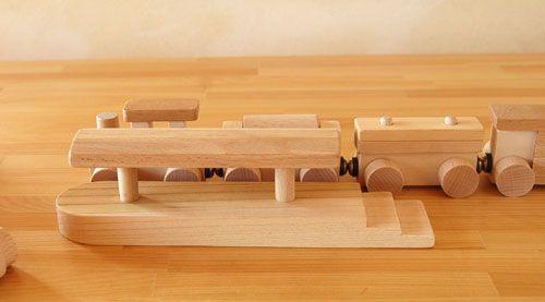 Игрушечный поезд наборы из дерева