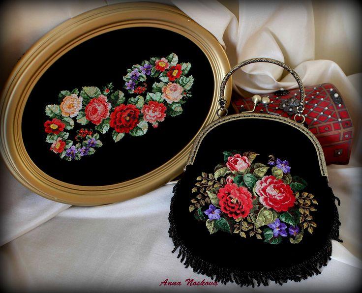 """Evtning handbag """"Russian beauty"""""""