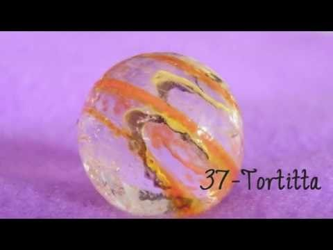(62) Collection de billes rare. Best Marbles rare and unusual collection.(différent marbles names) - YouTube