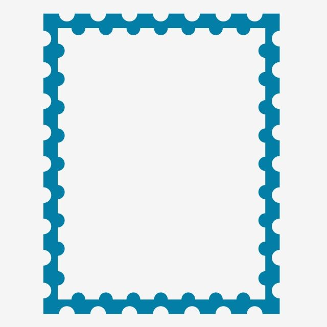 A4 Size Rectangle Stamp Border Frame Psd And Png Page Borders Design Borders For Paper A4 Size