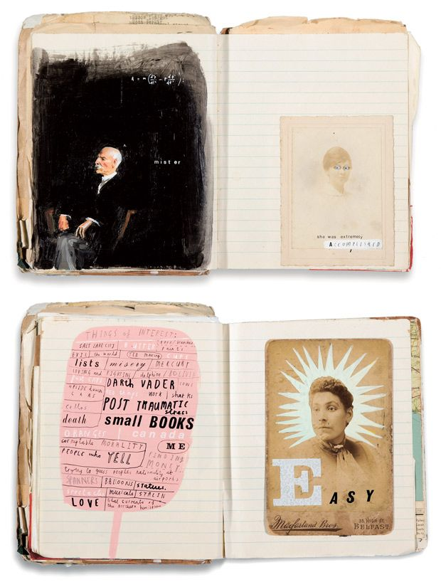 Sketchbooks | Mr.Deyo