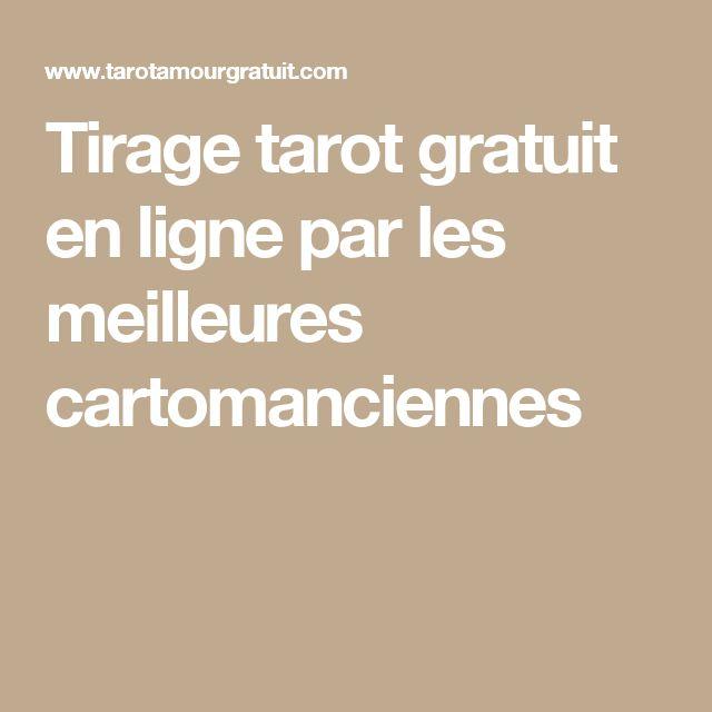 Tirage tarot gratuit en ligne par les meilleures cartomanciennes