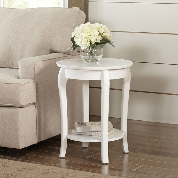 Alberts Round Side Table | Joss U0026 Main