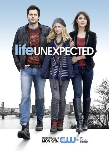 Life Unexpected. I love this show. It's a shame it ended after only 2 seasons.