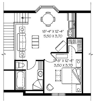 49 Best Floor Plans Images On Pinterest Small Houses
