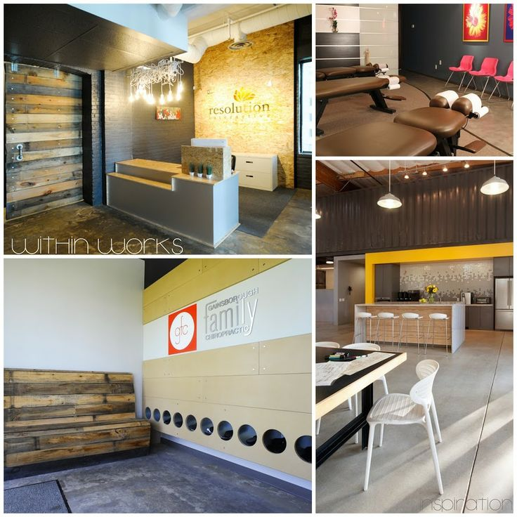 255 best images about commercial redesign medical for Chiropractic office layout