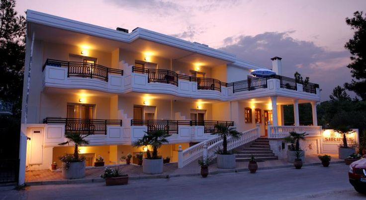 Booking.com: Hotel Sirines , Potos, Grecia - 46 Comentarii clienţi . Rezervaţi-vă camera acum!