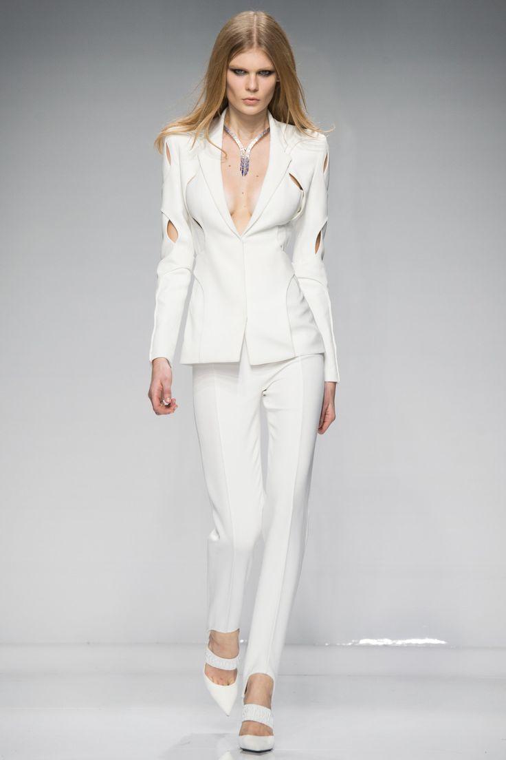 Atelier Versace, Look #10