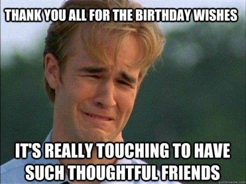 Funny Happy Birthday Meme For Wife : Best birthday images birthdays happy birthday