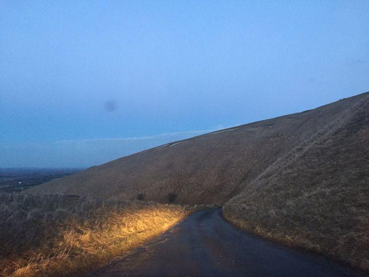A trip to Uffington White Horse