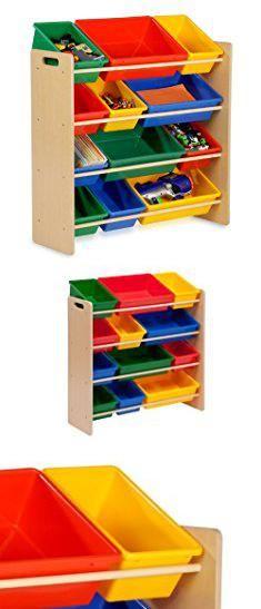 Plastic Bins On Sale. Honey Can Do SRT 01602 Kids Toy Organizer