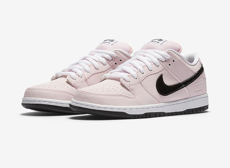 Paying tribute to the Pink Box Nike Dunks from the mid-2000s, Nike SB