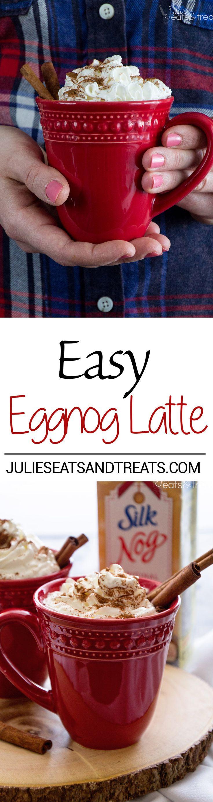 1000 ideas about recipe for eggnog on pinterest eggnog fudge eggnog cookies and egg nog - Traditional eggnog recipe holidays ...