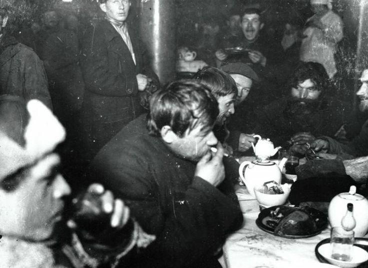 1920-е. Ночлежка