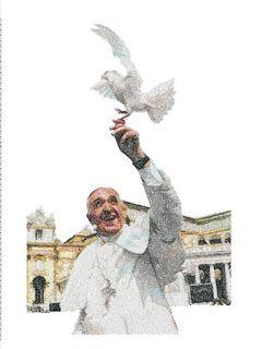 Oltre 25 fantastiche idee su cuscini ricamati su pinterest - Papa francesco divano ...