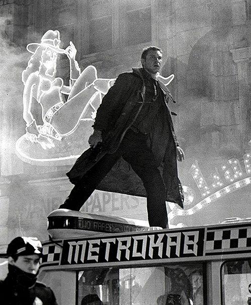 Blade Runner (1982) Harrison Ford....sigh*                                                                                                                                                                                 More