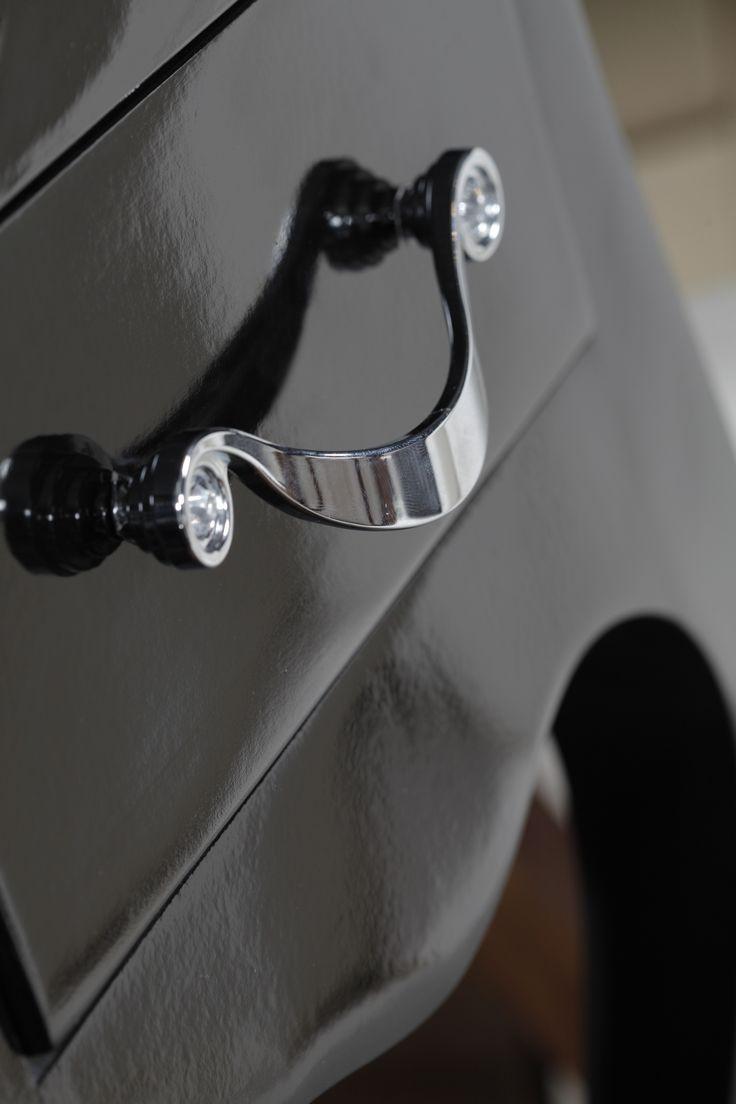 Kolekcja Sorisso Cristal  #gamet #design #knobs #furniture #room #doorknob #handles #glamour #home