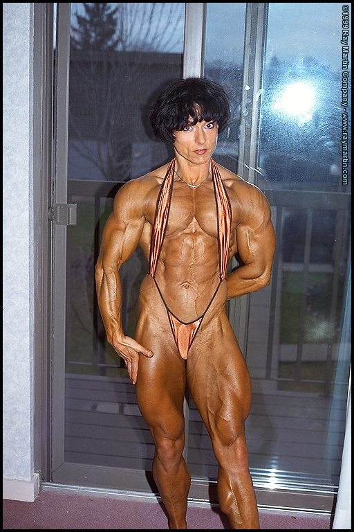 20 best That Muscle Show's Top 5 - German Female