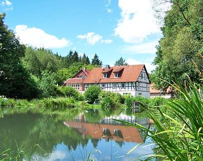 Die Bärenmühle am Rande des Kellerwalds - BRIGITTE.de