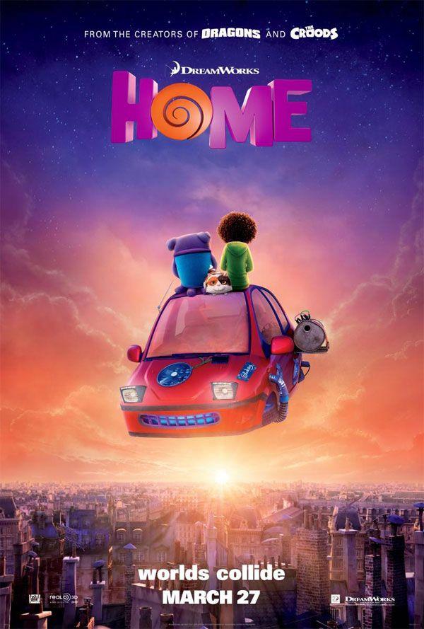 Comedia infantil - Home la película - películas para niños                                                                                                                                                                                 Más