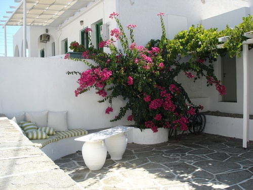 At the beautiful #village of #Artemonas, in #Sifnos, #Greece