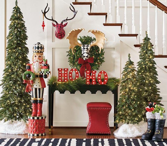 Https Www Grandinroad Com Christmas Decor Indoor Christmas Decorations Holiday Decor Indoor Christmas