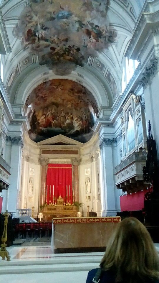 Interno cattedrale palermo